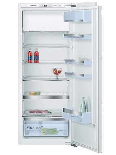 Bosch KIL52AF30 Serie 6 Einbau-Kühlschrank mit Gefrierfach / A++ / 140 cm Nischenhöhe / 183 kWh/Jahr / 228 L / VitaFresh plus / VarioShelf