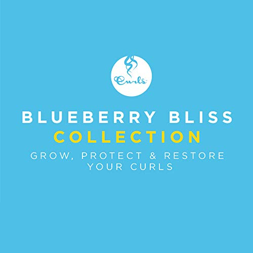 Curls Blueberry Bliss Curl Control Paste, 4 Ounces (Pack of 2)