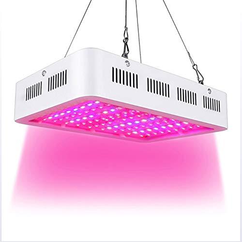1000W Double Chips LED Wachsen Licht Vollspektrum Anlage Wachsen Sie Mit UV IR, Treibhaushydroponics Sämlinge Gemüse Blume