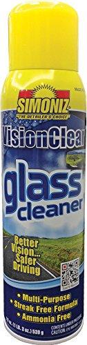 Simoniz S38 VisionClear Glass Cleaner - 19 oz.