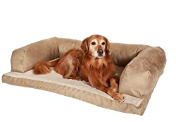 image of beasley's dog bed couch by caddis
