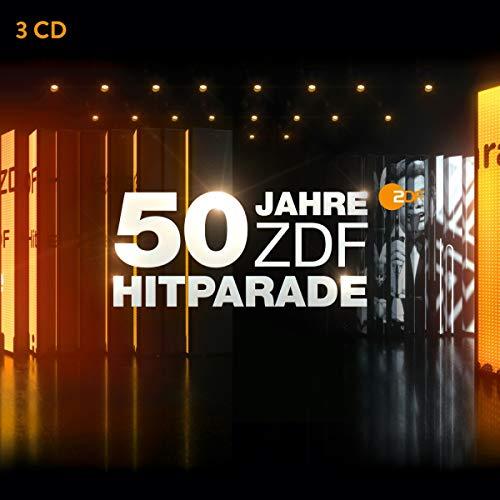50 Jahre ZDF Hitparade (DAS ORIGINAL) - 3CD-Premium-Version