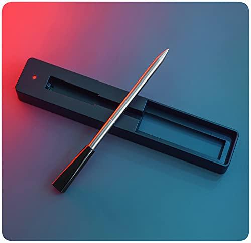 PRECORN Fleischthermometer kabellos Grillthermometer für Ofen Grill Küche BBQ Smoker Kochen Thermometer mit Bluetooth