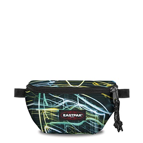 Eastpak Springer Riñonera, 23 cm, 2 L, Multicolor (Blurred Lines)