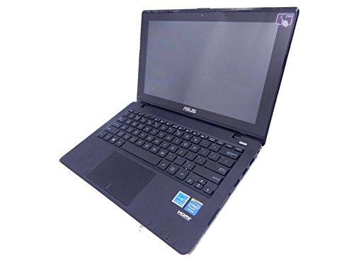 ASUS X200MA-US01T-BL - 11.6' Touchscreen Notebook PC - Intel Celeron N2815 / 4GB DDR3 RAM / 500GB HDD / Intel HD Graphics / WiFi / Webcam / Windows 8.1 - Blue