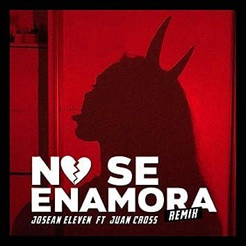 No Se Enamora (Remix)