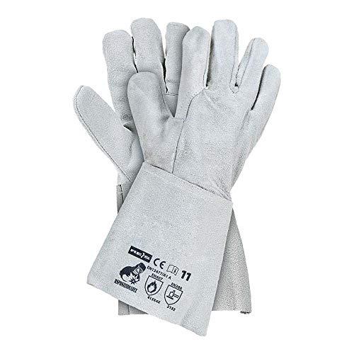 Reis RSPBSZINDIANEX Indianex Gloves Schutzhandschuhe, Hellgrau, 11 Größe, 12 Stück