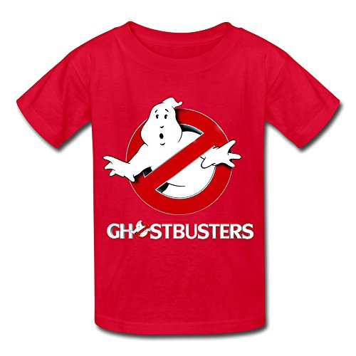 Action Film Ghostbusters T Shirt For Big Boys' Girls' Navy S
