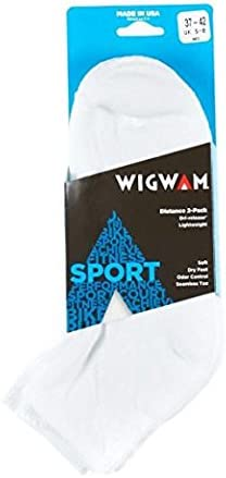 Wigwam mens Distance 2-pack