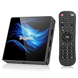 【Android 10.0 + Smartcast 】 L'android TV Box R2 MAX ha l'ultimo sistema Android 9.0, più intuitivo e più veloce, è la scelta ideale per rendere smart la tua TV. Supporta Miracast/DLNA/Airplay, ti permette inoltre di vedere i contenuti multimediali in...