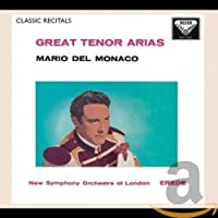 Great Tenor Arias (Dig)