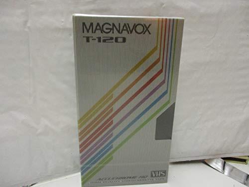 New Magnavox T-120 2/4/6 Hour Video Cassette Blank VHS Tape