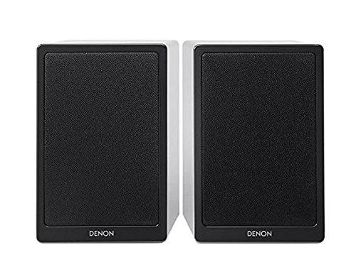 Denon SC-N9 Diffusori a 2 Vie, Bianco