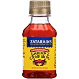 Zatarain's Concentrated Shrimp & Crab Boil, 4 Oz (Pack of 6)