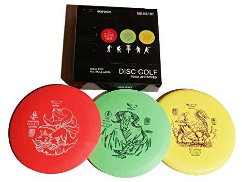 - Yikun Disc Golf Set