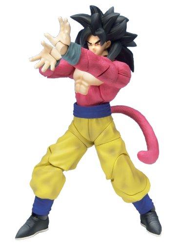 Super Saiyan 4 Goku Dragon Ball GT Hybrid Action Dragon Den