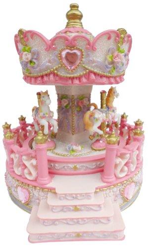 Musicbox World 14232 Carrousel avec Porche Musique : pour Élise