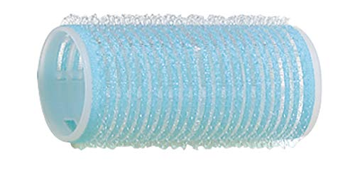 Comair Haftwickler Ø 28 mm, 12er-Beutel hellblau