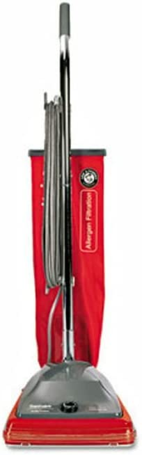 Office Supplies Commercial Standard Upright Vacuum Di Portland Mall Red Fabric Special price for a limited time