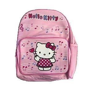 41FzIGm3jsL. SL500 . SS300  - Hello Kitty - Mochila (36 x 30 cm)