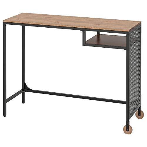 Mesa para portátil IKEA FJÄLLBO 100x36x75 cm negro