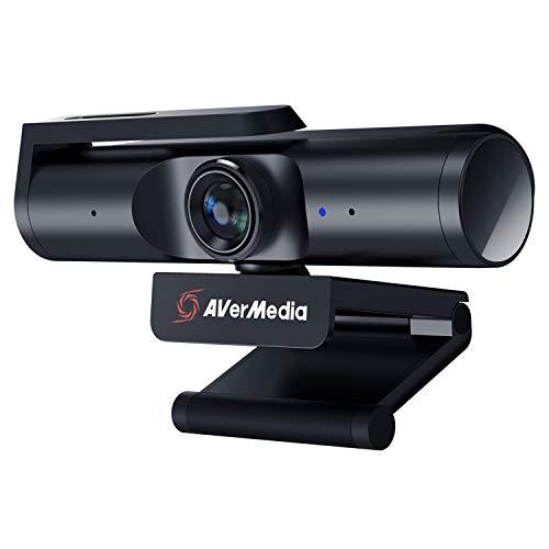 AVerMedia Live Streamer CAM 513. A Plug & Play USB 3.0, 4K UHD, objectif grand angle (PW513)