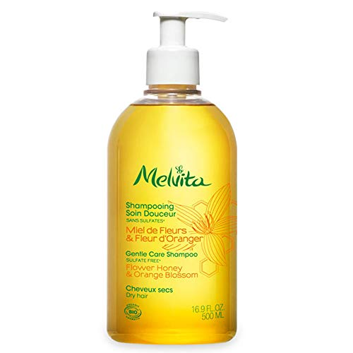 Melvita shampoing doux nourrissant 500ml