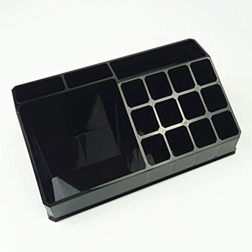 CHOUCHOU Colgante Pendientes Joyería de acrílico cosméticos de Almacenamiento Cajones de visualización de Maquillaje Organizador de contenedores