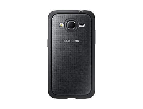 Samsung SAEFPG360BS - Funda oficial protectora para Samsung Galaxy Core Prime,...