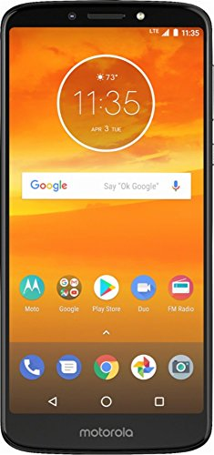 Motorola Moto E5 Plus XT1924-4 16GB, 6', Dual Sim, 2GB RAM, GSM Unlocked International Model, No...
