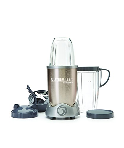 NUTRIBULLET 900 W - Blender - Technologie Cyclonique...