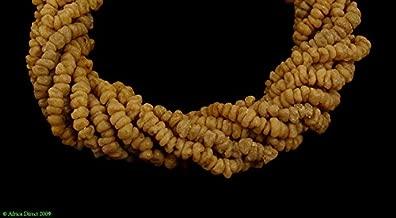 Myrrh Beads Six Strands Fragrant Africa