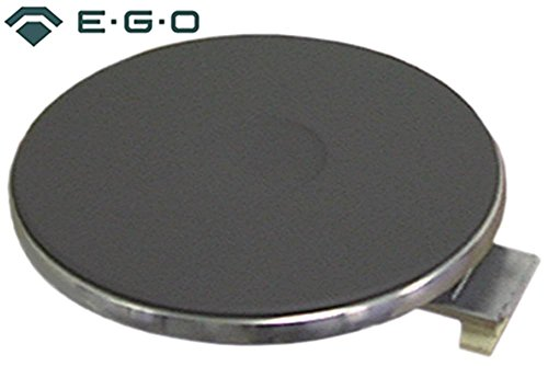 Bartscher Kochplatte EGO Typ 12.30454.195 für Hockerkocher, Elektroherd