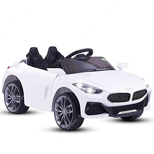Baybee Electric Baby Toy Car Rechargeable Battery Operated Ride-On Car for Kids Baby with 12V Motor, Children Sports Car , Baby Racing Car for Boys & Girls Toys Age 2 to 5 Years
