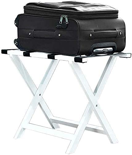 CZYNB Luggage Sacramento Mall Stand Folding Ranking TOP15 Wooden L Rack Backle