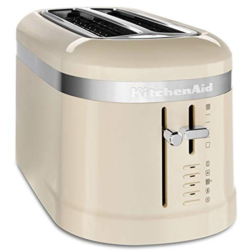 Kitchenaid 2-Long Slot Toaster Almond Cream 5KMT5115BAC