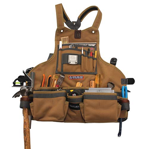 Tool Apron with Boxes