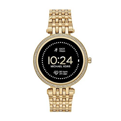 Michael Kors Connected Smartwatch Gen 5E Darci para Mujer con tecnología...