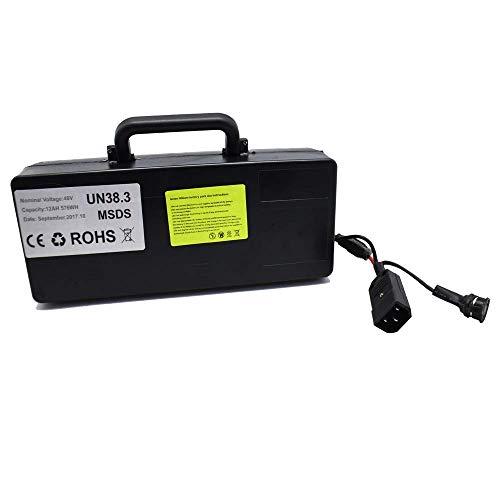 GRAN SCOOTER Batería Original Litio para Patín Eléctrico CityRoad/Citycoco Mini (48V, 12Ah,...