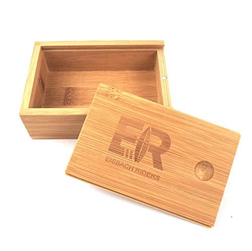 Eisbach Riders Bambus Surf Wachs Box - Bamboo Wax Box (nur Wachs Box)