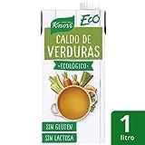 Knorr Caldo de verduras - Pack de 8 x 1000 ml (Total de 8L)...