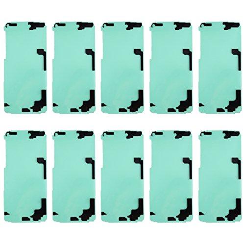 Chengcunxing Herramientas de reparación, Completamente en Forma Reemplazar 10 PCS for el Galaxy S7 Edge Impermeable Etiqueta engomada Adhesiva