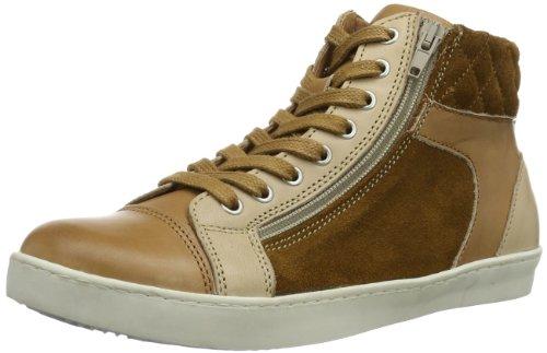 bellybutton 331127/L 331127/L Unisex-Kinder Sneaker, Mehrfarbig (Cognac), EU 37