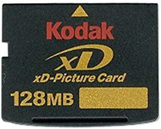 KODAK 128MB xD-Picture Card