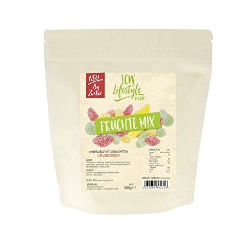 LCW Zuckerfreie Gummibärchen Früchtemix 500g