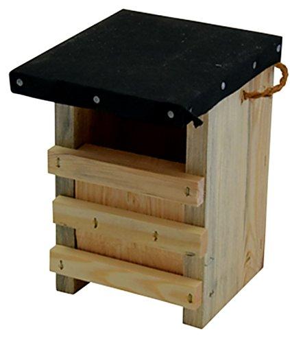 Christophorus-Werkstätten Vogelhaus und Nisthilfe für Nischenbrüter für Bachstelze