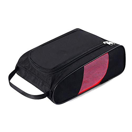 LFYPSM Golfschuhbeutel Atmungsaktiv Und Bequem Golftasche Stützgroßverkauf Vier Farben,Pink