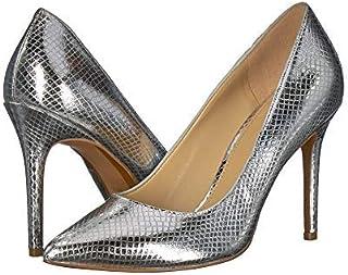 Michael Kors Claire Pump Women's Heels Silver Size 6 M