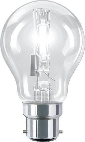 10 x Opus 70w = 100w GLS ES E27 Screw Cap Long Life Clear Eco Halogen Light Bulbs Dimmable Energy Saving Lamps Pack