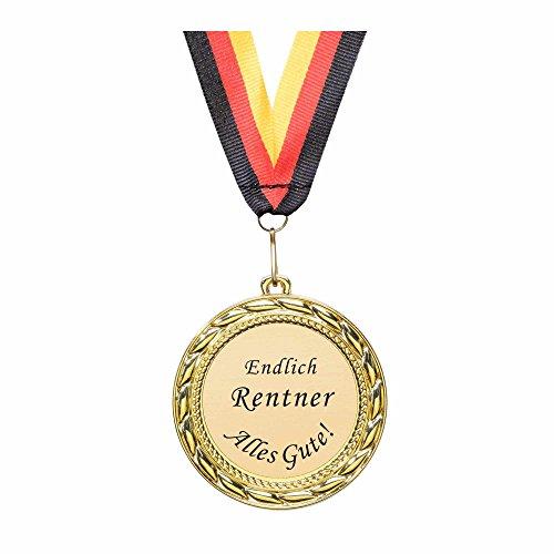 Hino GmbH & Co. KG Orden / Medaille endlich Rentner